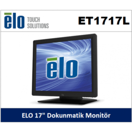 Monitor 17´´ EloTouch Screen Led modelo Et1717l